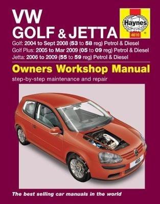 Haynes Publishing,VW Golf & Jetta