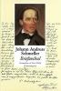 Dr. phil. Werner Winkler, Johann Andreas Schmeller Band 3 Register
