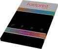 ,<b>Kopieerpapier fastprint a4 120gr zwart</b>