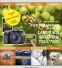 Pieter  Dhaeze, Fotograferen met de Canon EOS 60D, 70D, 750D en 760D – met e-update voor de Canon EOS 80D