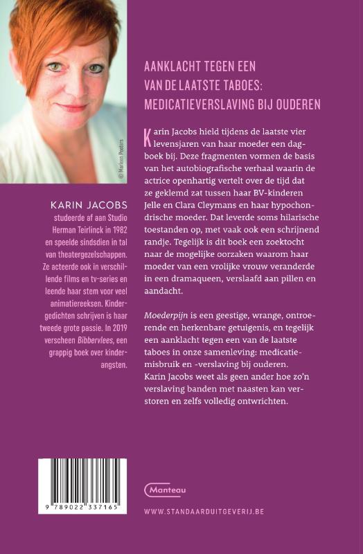 Karin Jacobs,Moederpijn