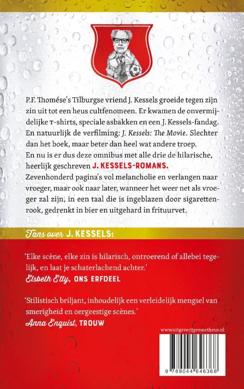 P.F. Thomése,Tilburg Trilogy