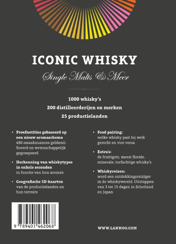 Alexandre Vingtier, Cyrille Mald,Iconic Whisky
