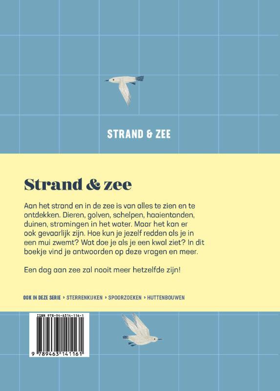 Gerard Janssen,Strand en zee