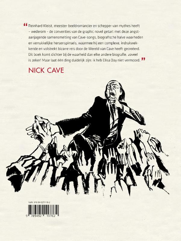 Reinhard Kleist,Nick Cave