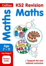 Collins KS2 KS2 Maths SATs Study Book