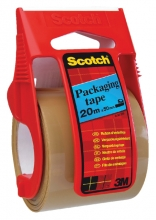 , Verpakkingstape Scotch C5020D bruin