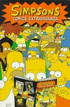 Vance, Steve Simpsons Comics Extravaganza