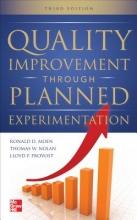 Moen, Ronald Quality Improvement Through Planned Experimentation