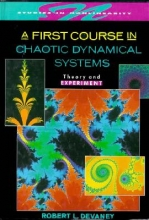 Robert L. Devaney A First Course In Chaotic Dynamical Systems