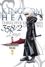 Amano, Shiro Kingdom Hearts Three Five Eight Days Over 2 5