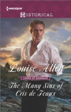 Allen, Louise The Many Sins of Cris De Feaux