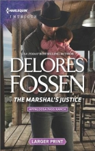 Fossen, Delores The Marshal`s Justice