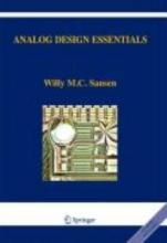 Sansen, Willy M Analog Design Essentials
