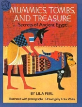 Perl, Lila Mummies, Tombs, and Treasure