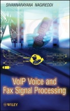 Nagireddi, Sivannarayana VoIP Voice and Fax Signal Processing