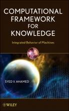 Ahamed, Syed V. Computational Framework for Knowledge