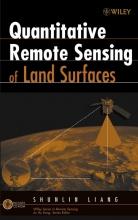 Liang, Shunlin Quantitative Remote Sensing of Land Surfaces