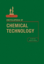 R. E. Kirk-Othmer Kirk-Othmer Encyclopedia of Chemical Technology, Index to Volumes 1 - 26