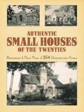Jones, Robert T. Authentic Small Houses of the Twenties
