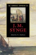 The Cambridge Companion to J. M. Synge