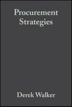 Walker, Derek Procurement Strategies