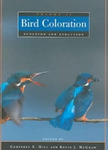 Hill, Geoffrey E. Bird Coloration, Volume 2: Function and Evolution