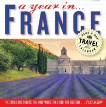 A Year in France 2017 Calendar