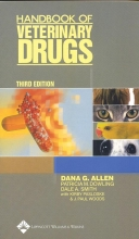 Allen, Dana Handbook of Veterinary Drugs