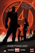 Hickman, Jonathan New Avengers - Volume 1