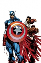 Priest, Christopher Captain America & the Falcon