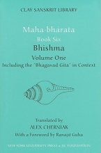 Mahabharata Book Six (Volume 1)