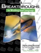 Maruskin-Mott, Joan Breakthroughs in Writing and Language
