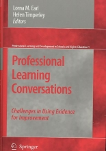 Lorna M. Earl,   Helen S. Timperley Professional Learning Conversations