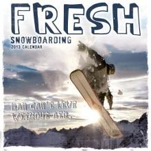 Fresh Snowboarding Calendar