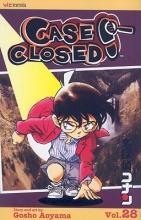 Aoyama, Gosho Case Closed 28