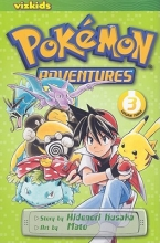 Kusaka, Hidenori Pokemon Adventures 3