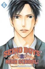 Izumi, Kaneyoshi Seiho Boys` High School!, Volume 6