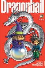 Toriyama, Akira Dragon Ball (3-in-1 Edition), Vol. 3