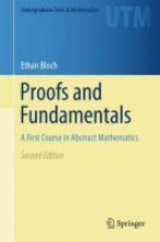 Ethan D. Bloch Proofs and Fundamentals