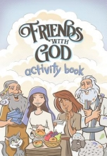 White, Jeff Friends with God Activity Book