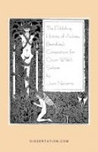 Navarre, Joan The Publishing History of Aubrey Beardsley`s Compositions for Oscar Wilde`s Salome
