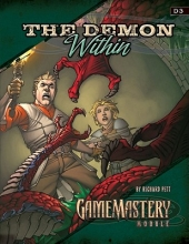Staff, Paizo GameMastery Module: The Demon Within