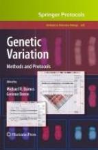 Michael R. Barnes,   Gerome Breen Genetic Variation