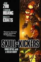 Zub, Jim Skullkickers 1