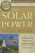 Maeda, Martha How to Solar Power Your Home