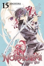 Adachitoka Noragami Stray God 15