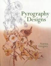 Norma Gregory Pyrography Designs