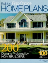 Builders` First-Choice Home Plans