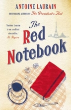 Laurain, Antoine Red Notebook